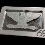 59 Freebird USA Eagle Belt Buckle