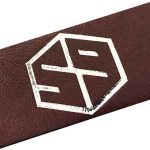 Brown 59 Style Leather Belt Strap
