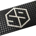 59 style leather belt strap - carfi black