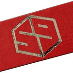 Red 59 Style Leather Belt Strap