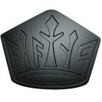 Fifty9 Crown Golf Belt Buckle – Murdered Out