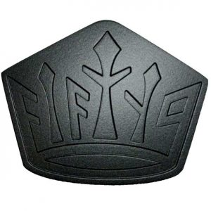 murdered out fifty nine crown golf belt buckle