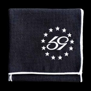 59 patriotic microfiber golf towel