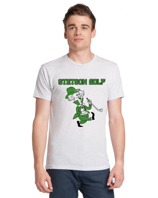 stetson golf t-shirt - white