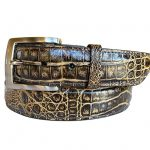 Two-Tone-Genuine-Argentine-Crocodile-Belt—Chocolate_Tan